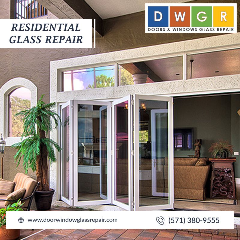 Residential Glass Repair Window Glass Repair Glass Repair