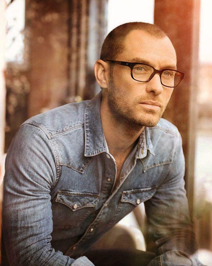 Buzz Cut With Glasses Men - Novocom.top