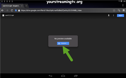 Caststreams Apk Download Install Your Streaming Tv Apks