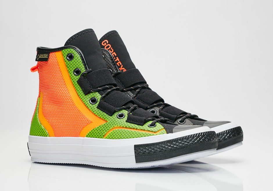 Converse Teamed With Slam Jam for 'Urban Utility' Sneaker