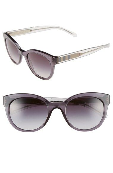 1c663f1cb6b Burberry 52mm Retro Sunglasses available at  Nordstrom