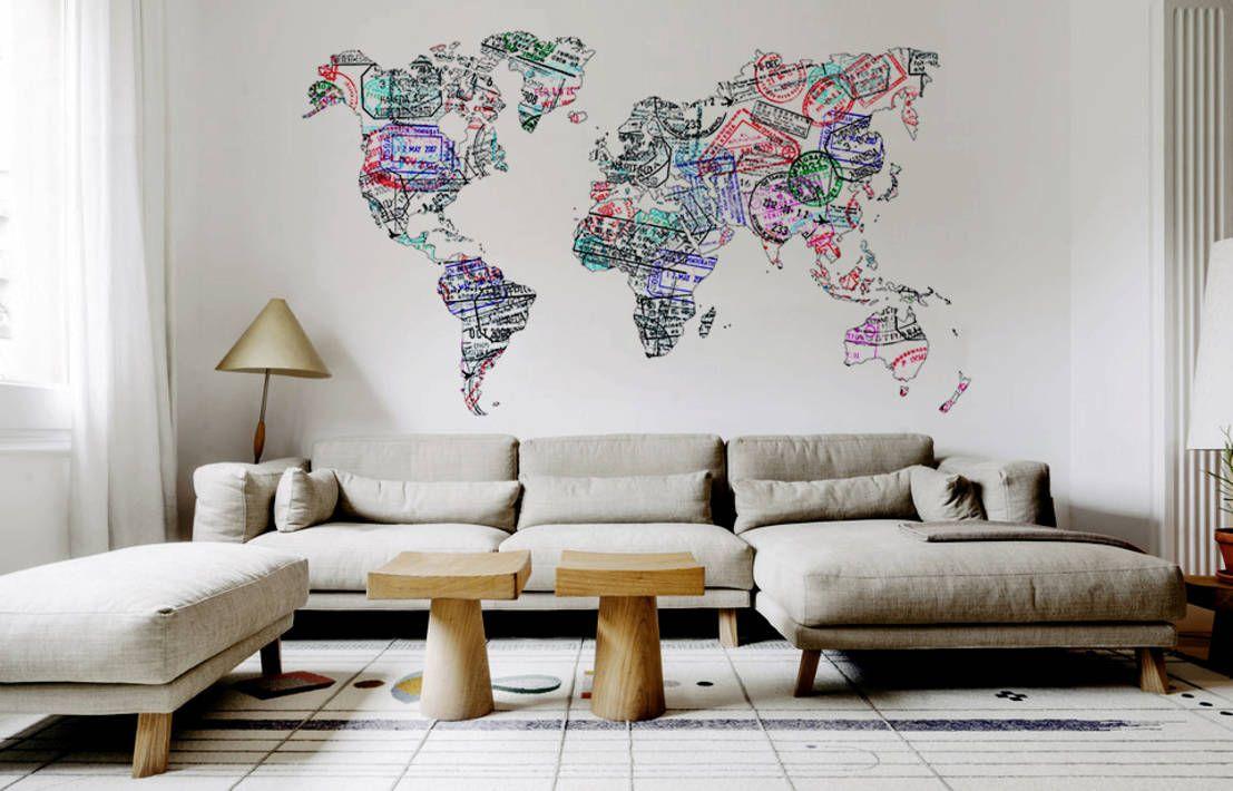 10 x interessante muurdecoratie  Huis inspiratie
