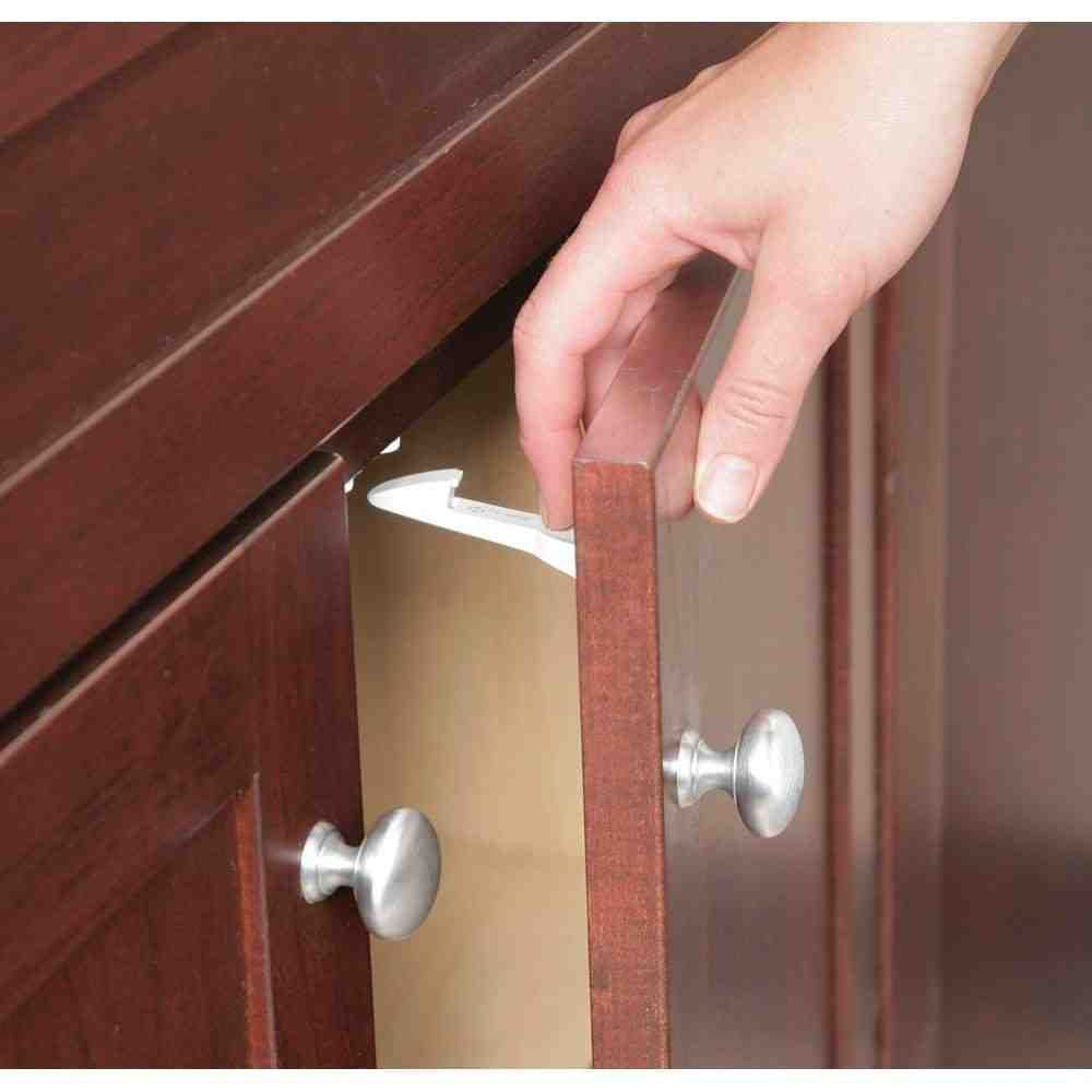 Best Cabinet Locks For Baby Proofing