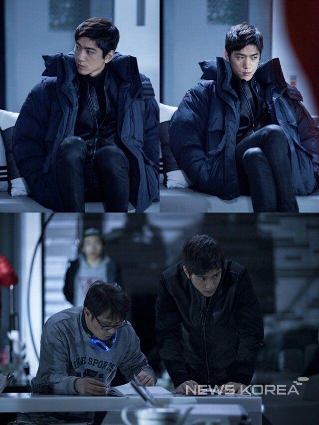 "Sung joon in "" Hyde ,jekyll ,me """