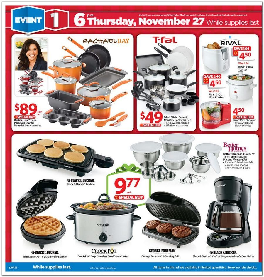 Walmart Black Friday 2014 Ads and Sales | Walmart Black Friday Ads ...