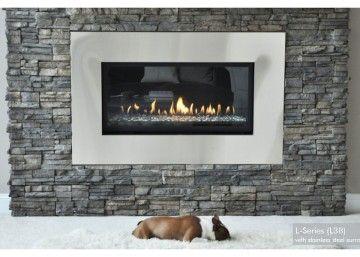 foyer au gaz l series montigo cheminee gamelin quebec. Black Bedroom Furniture Sets. Home Design Ideas