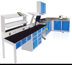 Lab Workstations Dental Lab Solutions By Handlermfg Dental Lab Equipment And Lab Benches Dental Lab Dental Office Decor Dental Laboratory