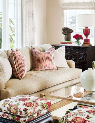 Learn Basic Layout Rules To Get A Polished Pulled Together Look In Any Room Eclectic Living By Tamara Mack Design