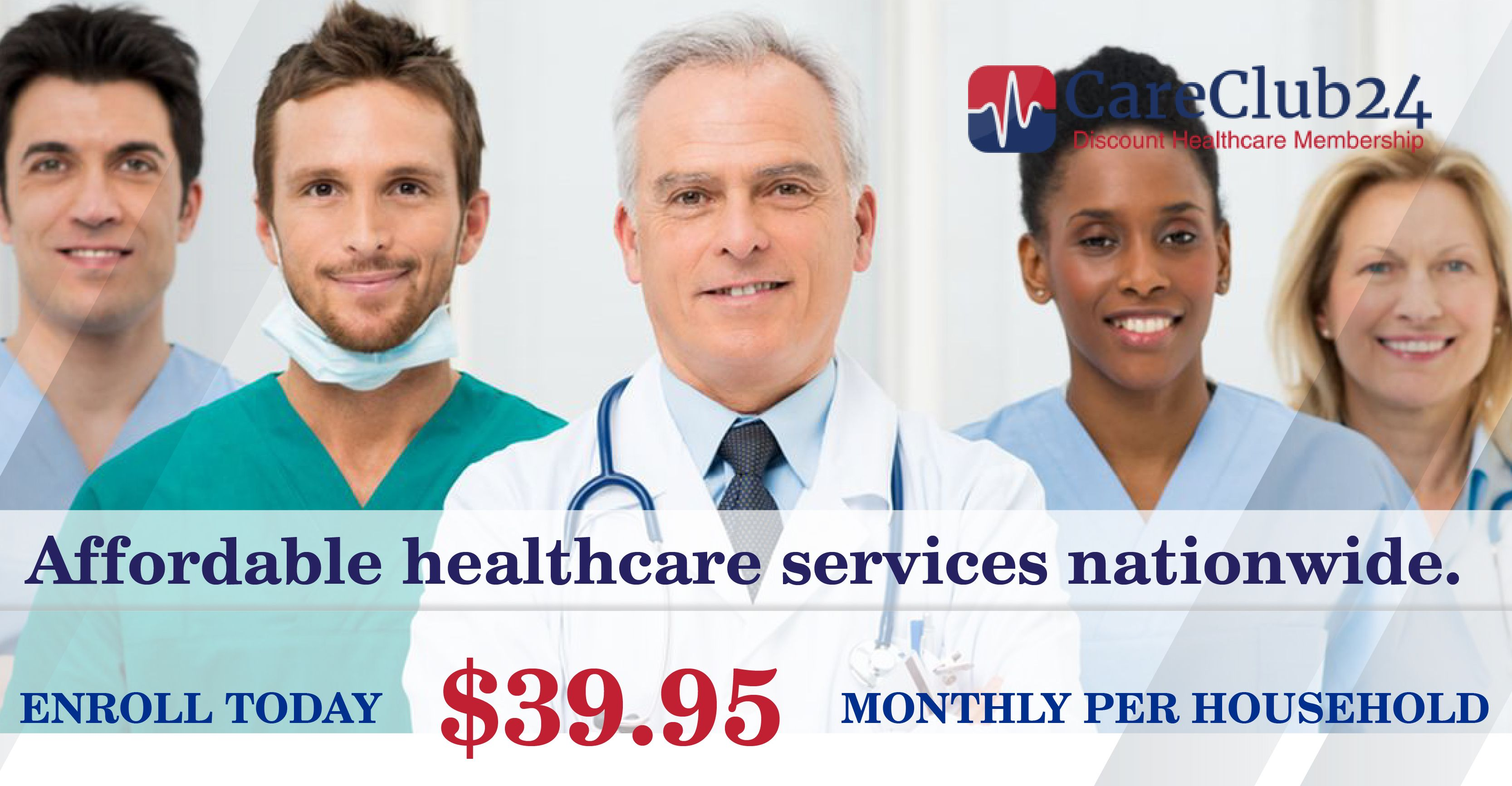 No Health Insurance Or Deductible Way Too High Careclub24