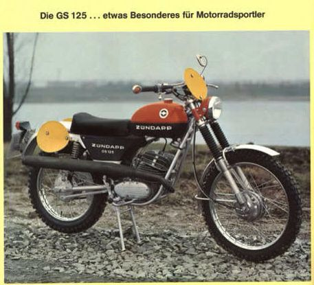 Zündapp GS125