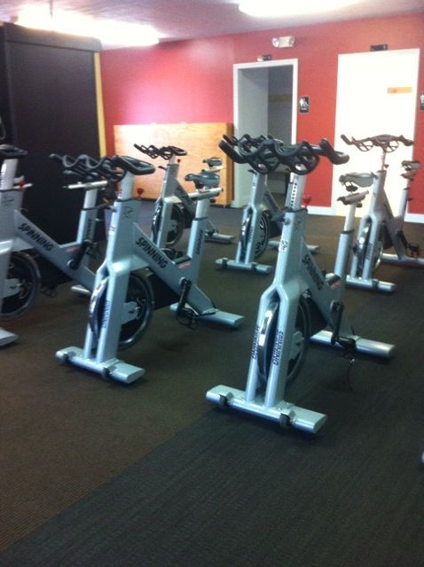 Working Out In Wolfeboro Nh Wolfeboro Gym Stationary Bike