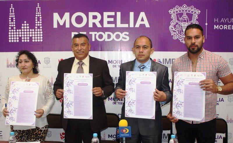 En el marco del Día Mundial del Síndrome de Down, el Ayuntamiento de Morelia realizará el Desfile de la Primavera, el próximo martes 21 de marzo, sobre la Avenida Madero, ...