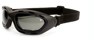 Motorcycle Sunglasses - Polarised AS/NZS1337 Safety Sunglasses For Motor Bike Riders