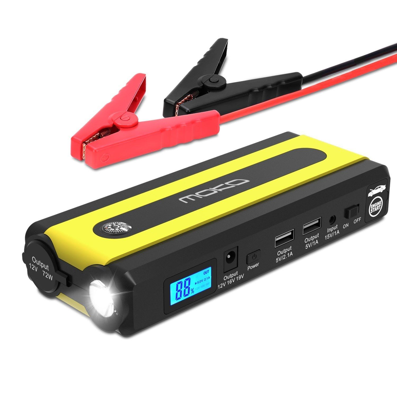 features benefits multi function car jump starter moko portable