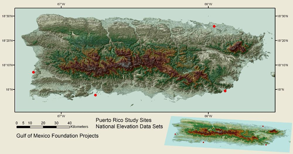 Puerto Rico Area Map US News Travel SteamRealmsCalamity