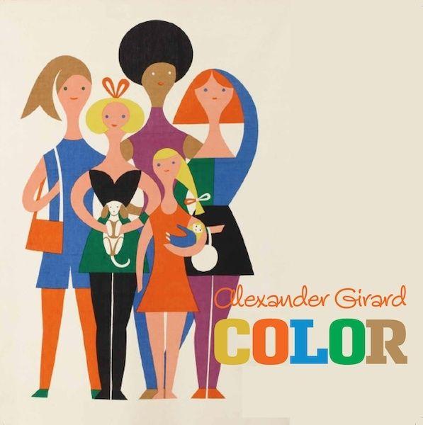 Alexander Girard Colors