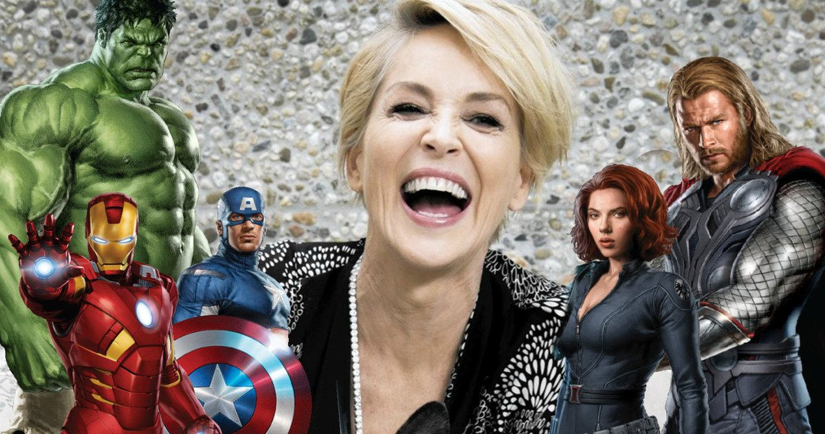 Sharon Stone Joins a Marvel Movie, But Which One? Marvel