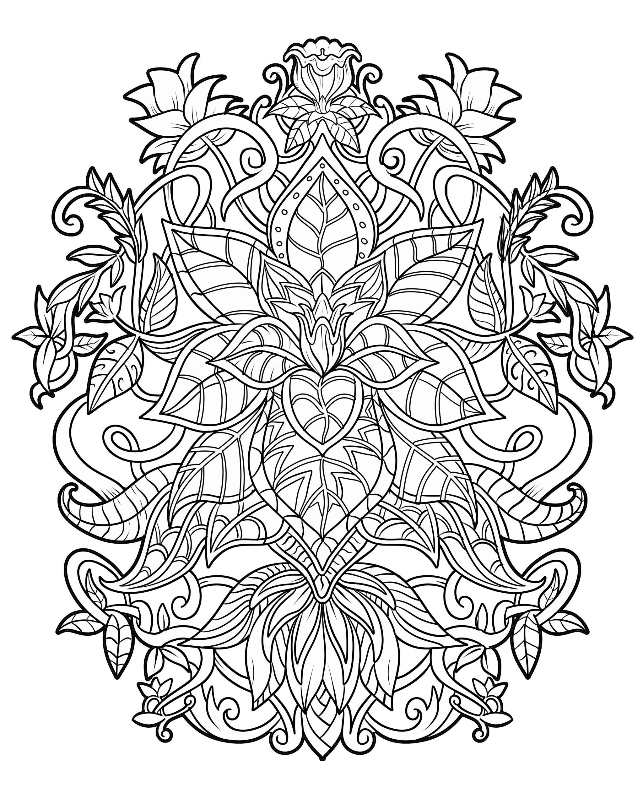 Mandala Online Coloring Pages Coloring Pages Awesome Mandalaoloring Book The Jim Gogarty Mandala Coloring Pages Mandala Coloring Books Mandala Coloring