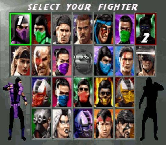 UMK3 - Used to love this game... | Ultimate mortal kombat 3, Mortal kombat, Mortal  kombat characters