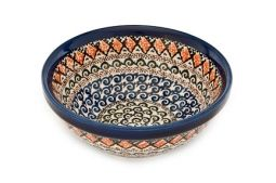 Blue Horizon Small Serving Bowl