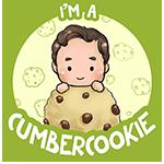 I'm a Cumbercookie
