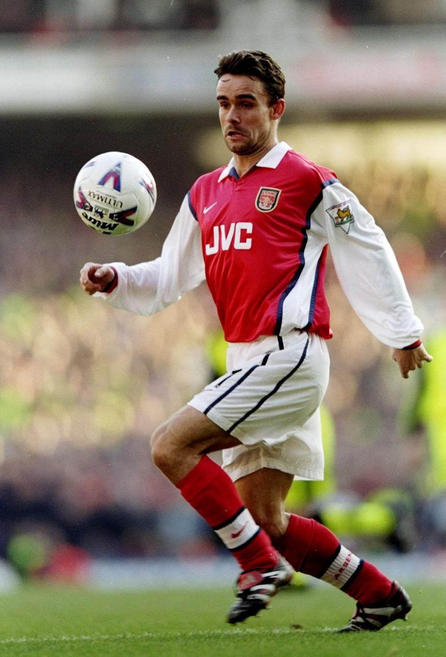 Marc Overmars Arsenal [a] Players We Love
