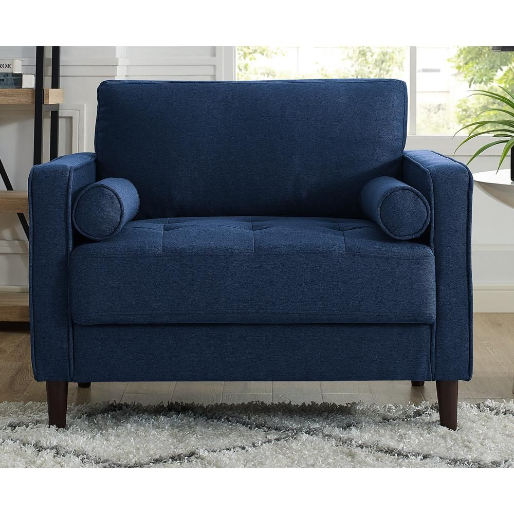 Best Lifestyle Solutions Lillith Mid Century Modern Chair In 640 x 480