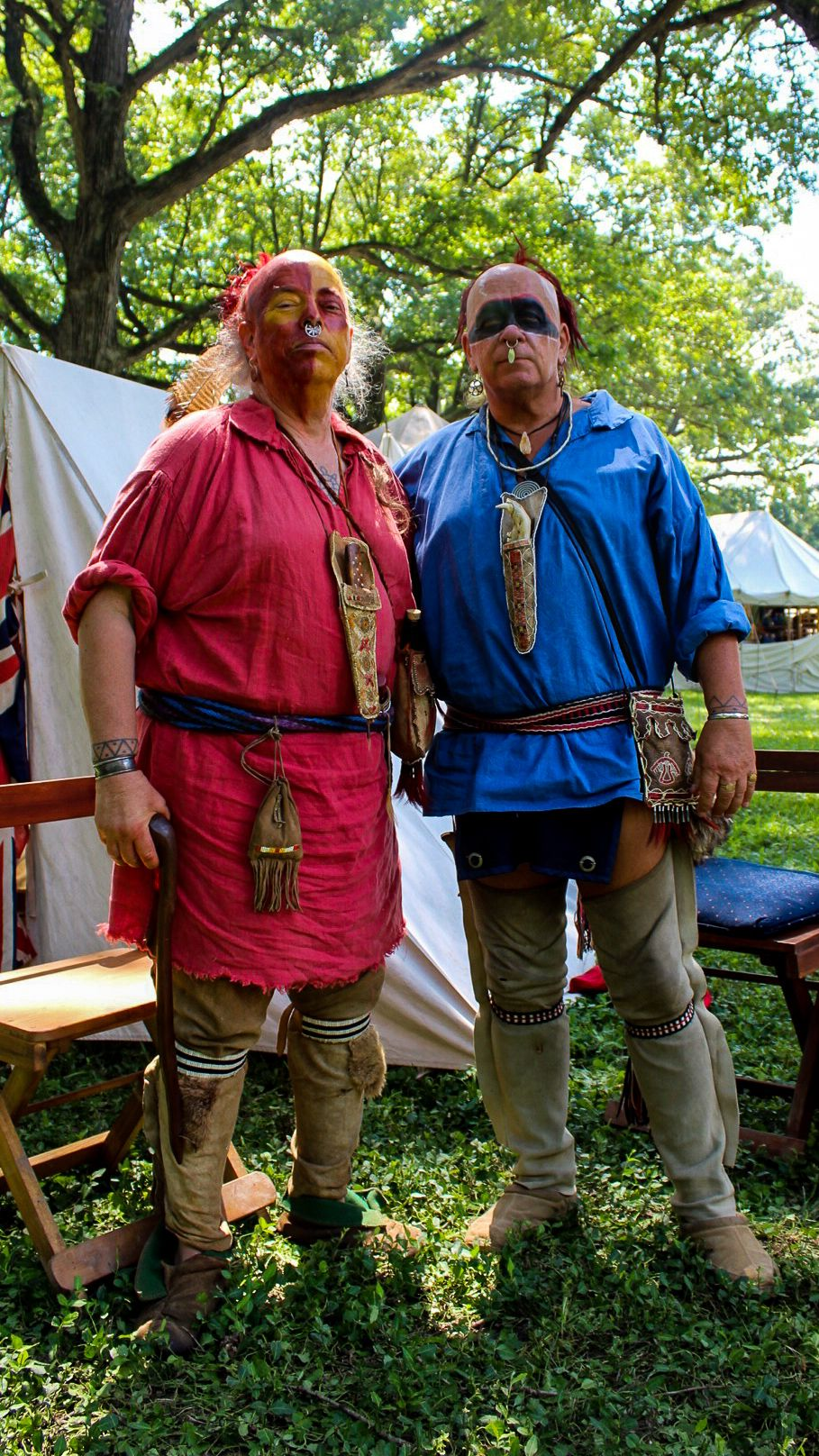 The Gathering at Garst The gathering, Living history