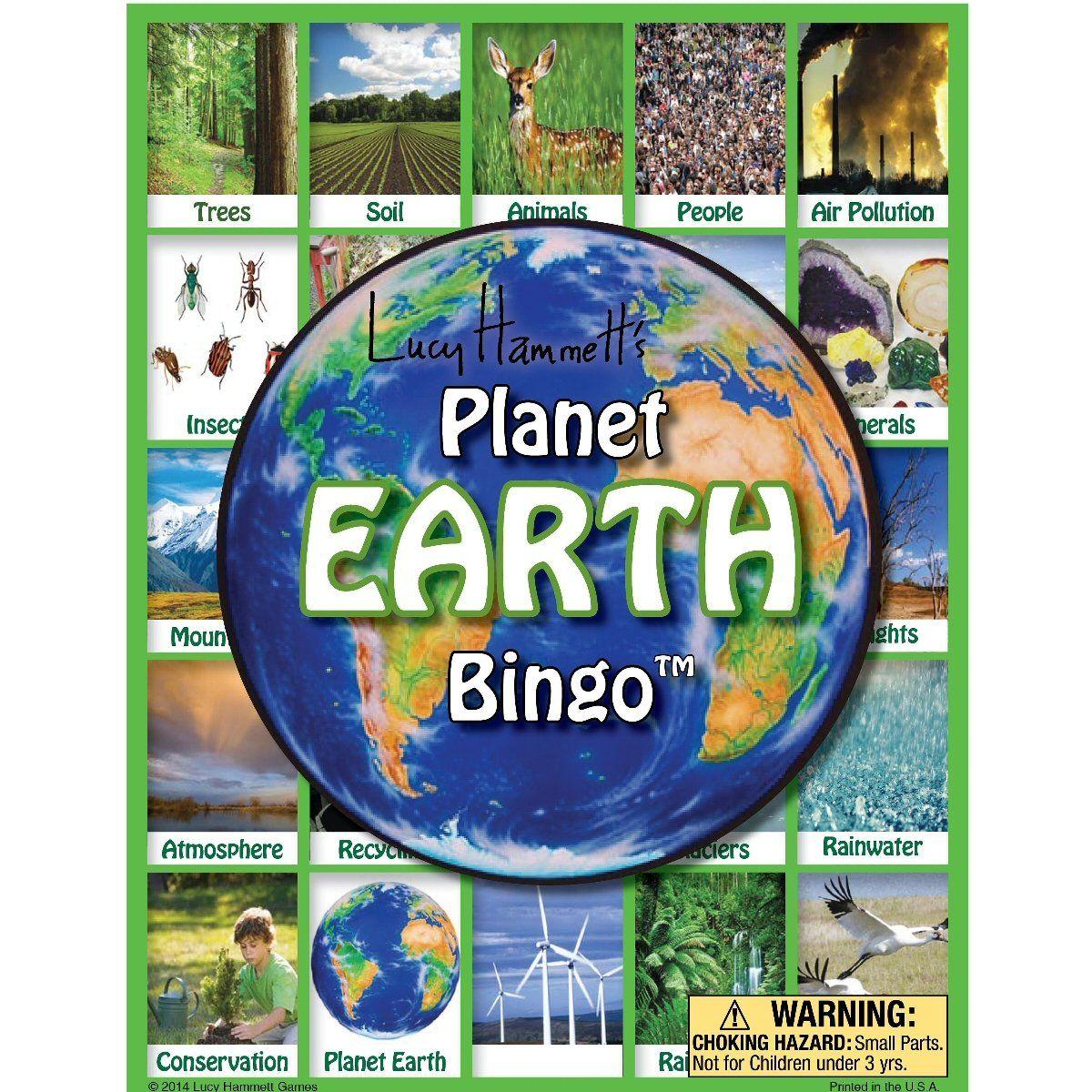 Earth Bingo Earth games, Things to come, Bingo