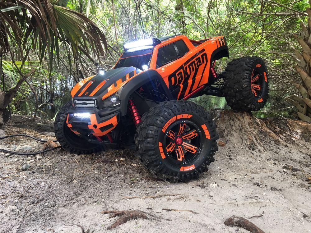 Details About Traxxas 1 5 Xmaxx Monster Truck Custom Built Body