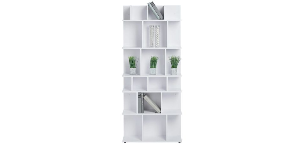 Wandregal Basic Weiss Modern Holzwerkstoff 60 138 22 5cm Momax Modern Living Wandregal Regal Modern