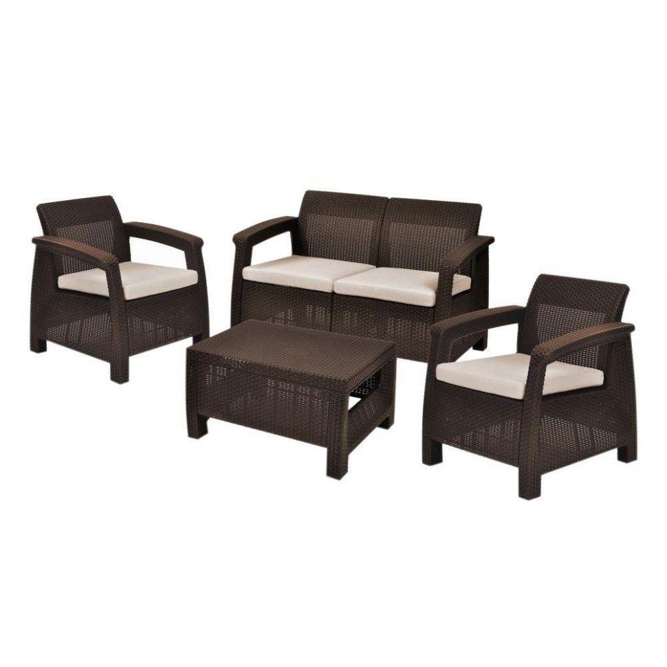 Keter Garden Furniture in 5  Wicker patio furniture set, Patio