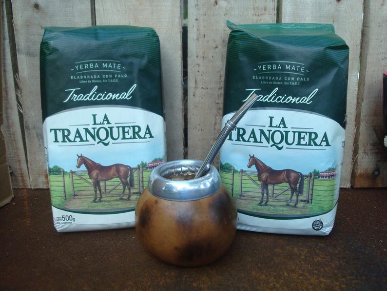 Yerba Mate LA TRANQUERA 2-packs 1.1 lb/500 grs Mate Etsy Yerba mate Yerba Herbalism