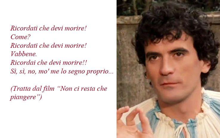 Massimo Troisi Le Frasi Celebri Cinema Sky It