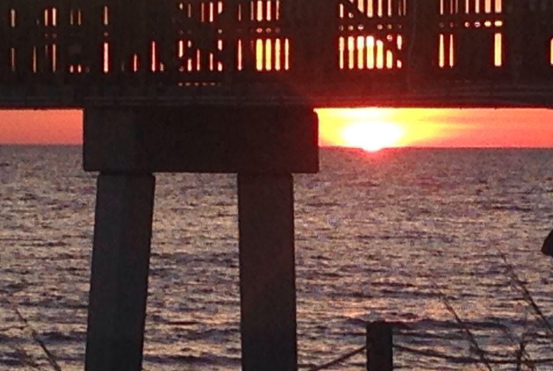 Sunset, ft Myers beach 11/14