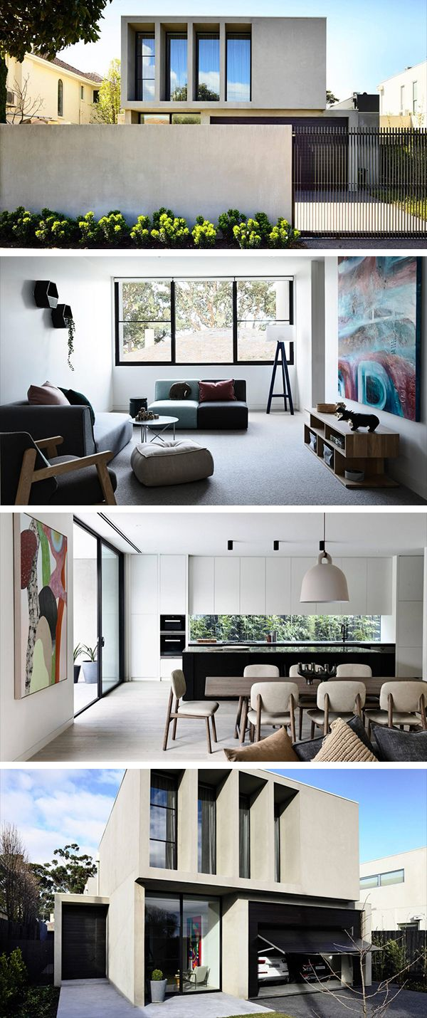 Mk2 house by canny design in brighton australia