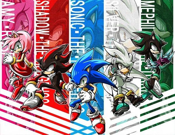 Tags Anime Fanart Sonic The Hedgehog Sonic The Hedgehog
