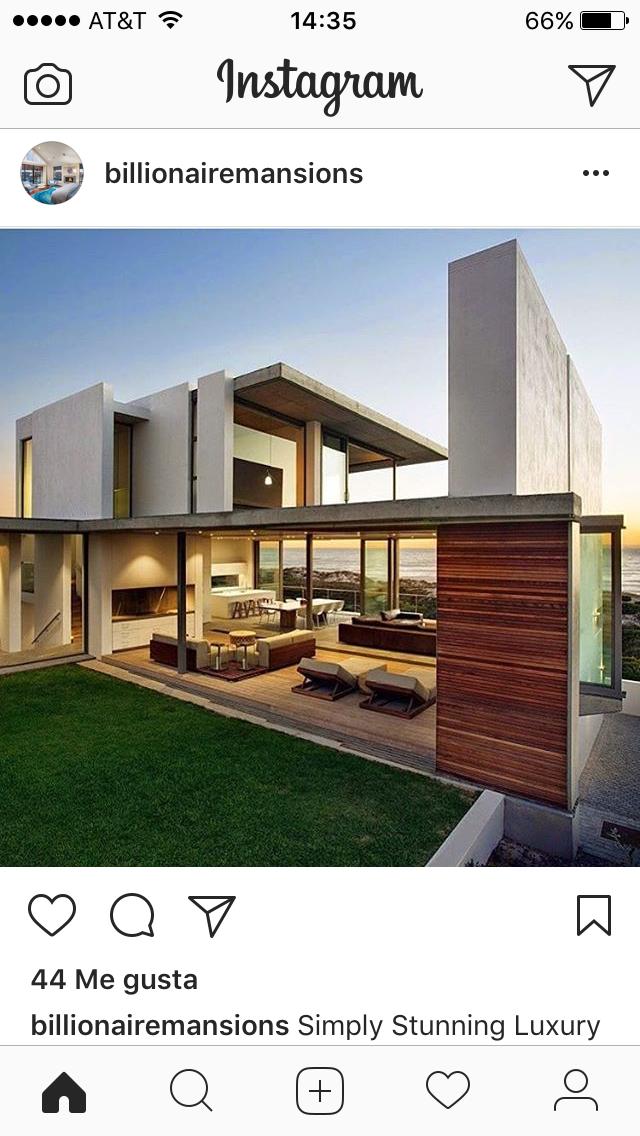 Moderne Hausentwürfe, Moderne Häuser, Moderne Hausfassaden, Modernes  Strandhaus, Luxushäuser, Ateliers, Kunst Designs, Glashäuser, Kleine Häuser