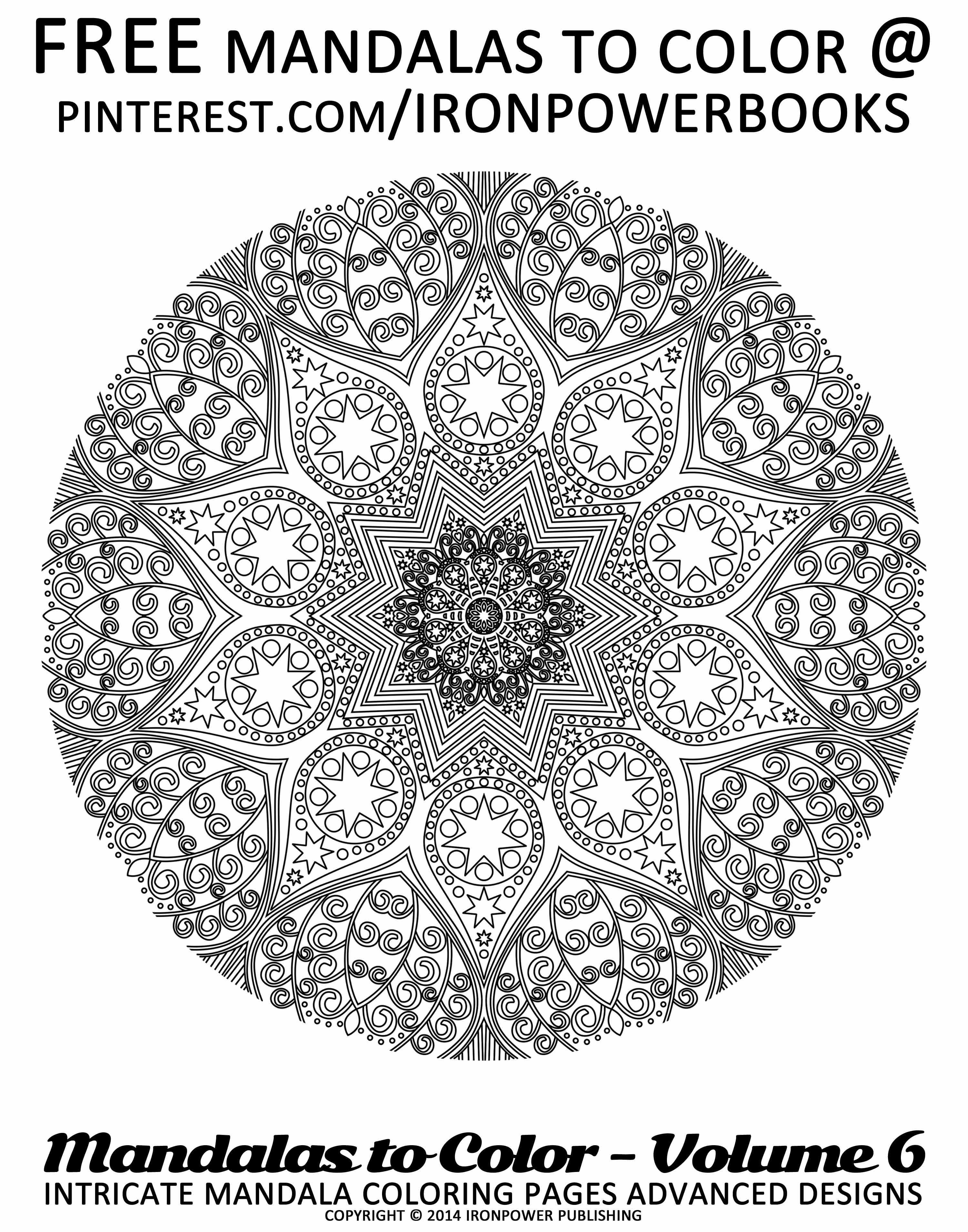 Printable Coloring Pages For Adults For More Free Mandala Coloring Pages Ironpowerbooks Hi Mommy2 Mandala Coloring Pages Mandala Coloring Coloring Pages