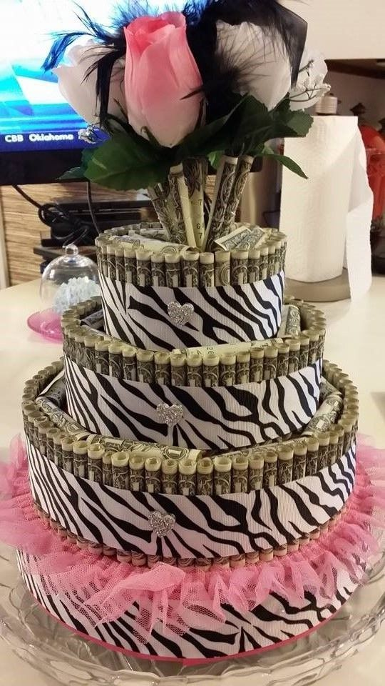 Pin by Ry on Creative ideas Pinterest Money cake Gift and Money