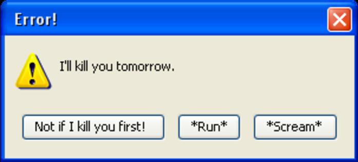 Image 18324 Funny Error Messages Error Message Funny School Jokes Computer Error