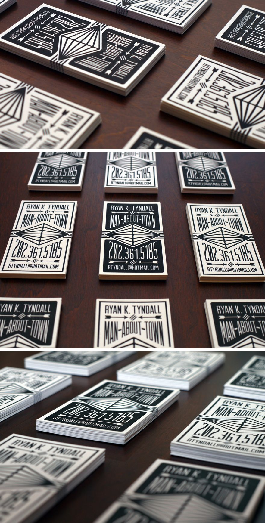Letterpress Calling Cards. @Kristy Guertin I have always wanted ...