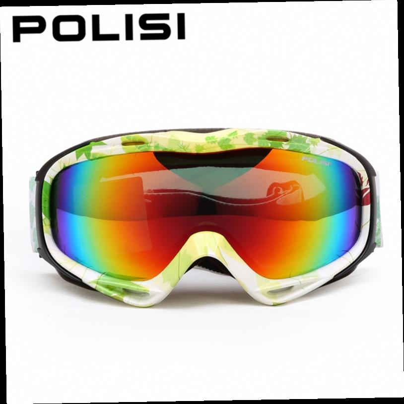 42.38$  Buy now - http://alicvq.worldwells.pw/go.php?t=32595750609 - POLISI Polarized Winter Ski Snow oggles Snowboard Skiing Eyewear Anti-Fog Lens Snowboarding Snowmobile afas Motocross oggles 42.38$