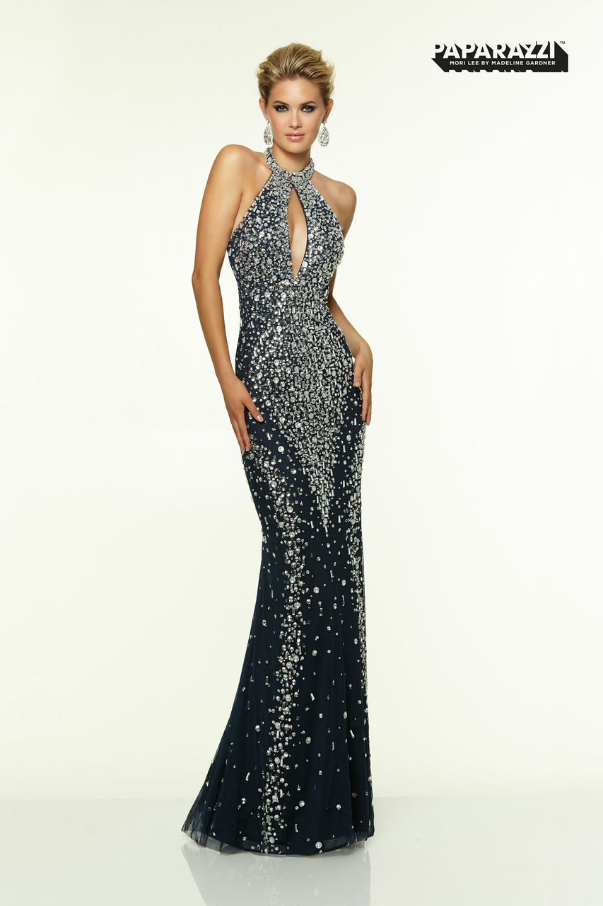 LOVE LOVE LOVE!!!! New for PROM 2015! Paparazzi gown from Mori Lee ...