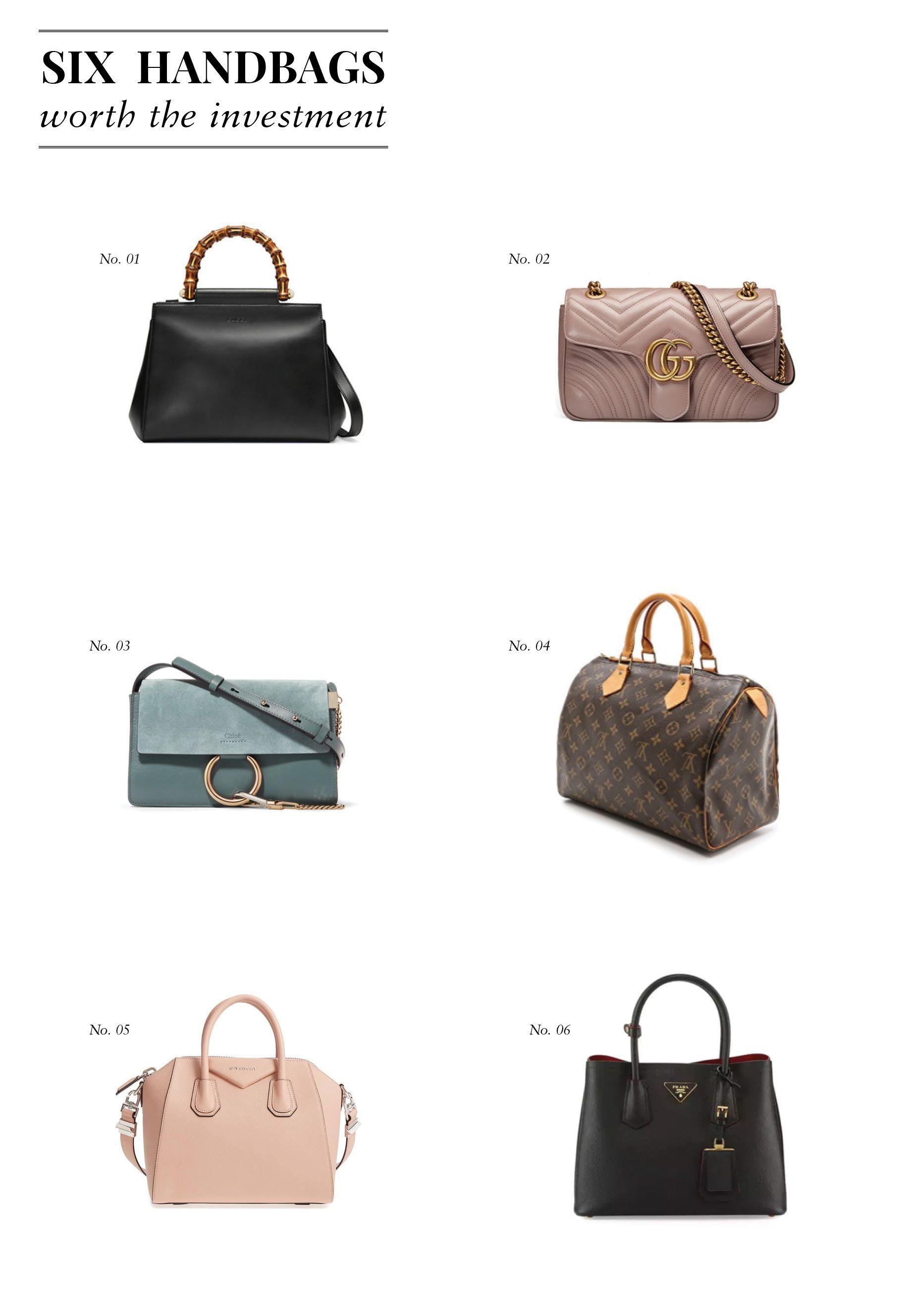 Six Handbags Worth The Investment Hello Adams Family Expensive Handbags Fall Handbags Classic Handbags