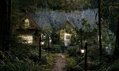 Character Homes Romantic Cottage Twilight House Cottage In The Woods