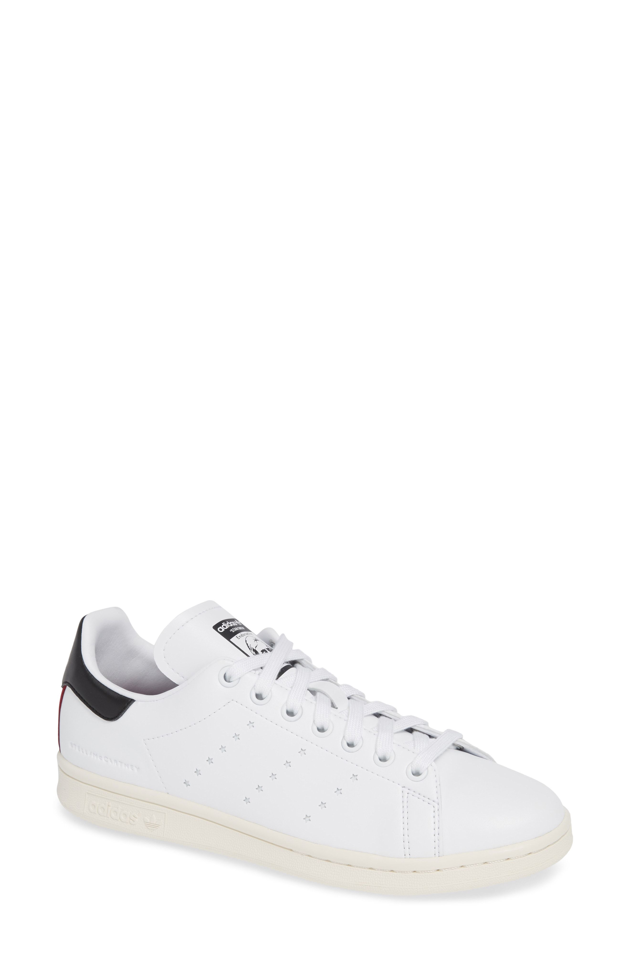 uk availability cf755 55c1f Stella McCartney Stan Smith Sneaker available at #Nordstrom ...