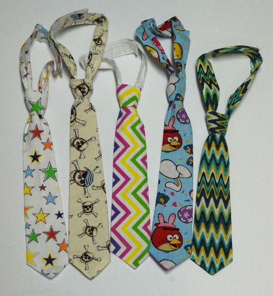 Spring themed little boys ties Little Divas n Dudes Online Shop
