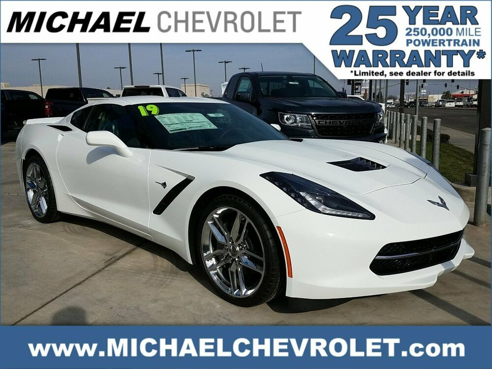2019 Chevrolet Corvette 1lt New 2019 Chevrolet Corvette Stingray Coupe 1lt Arctic White In 2020 Corvette Stingray Chevrolet Corvette Chevrolet Corvette Stingray