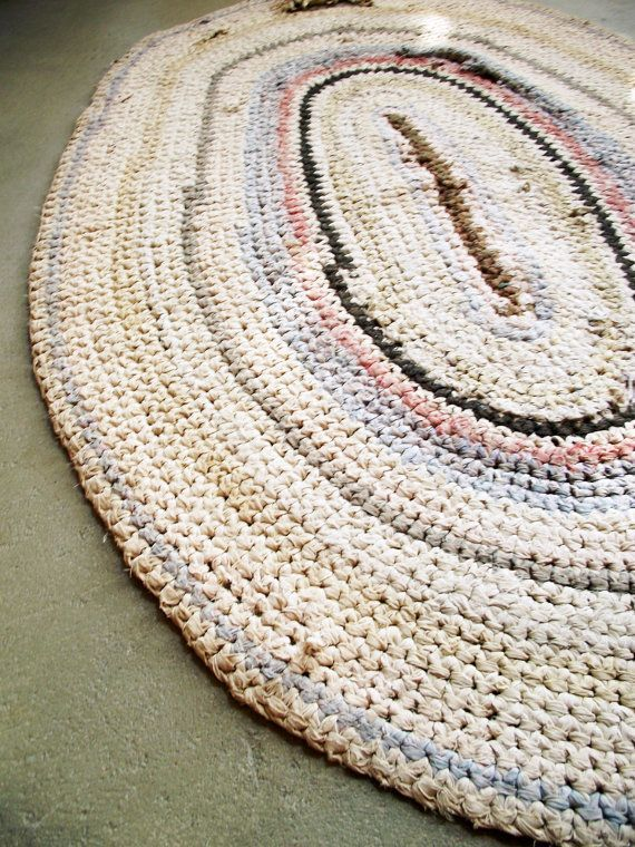 Make A Rag Rug From Old Sheets